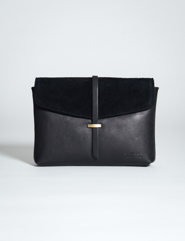 ELLA MIDI - ECO MIDNIGHT BLACK