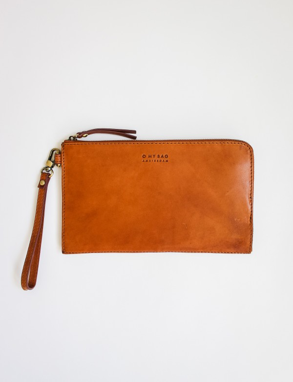 TRAVEL WALLET - ECO CLASSIC CAMEL