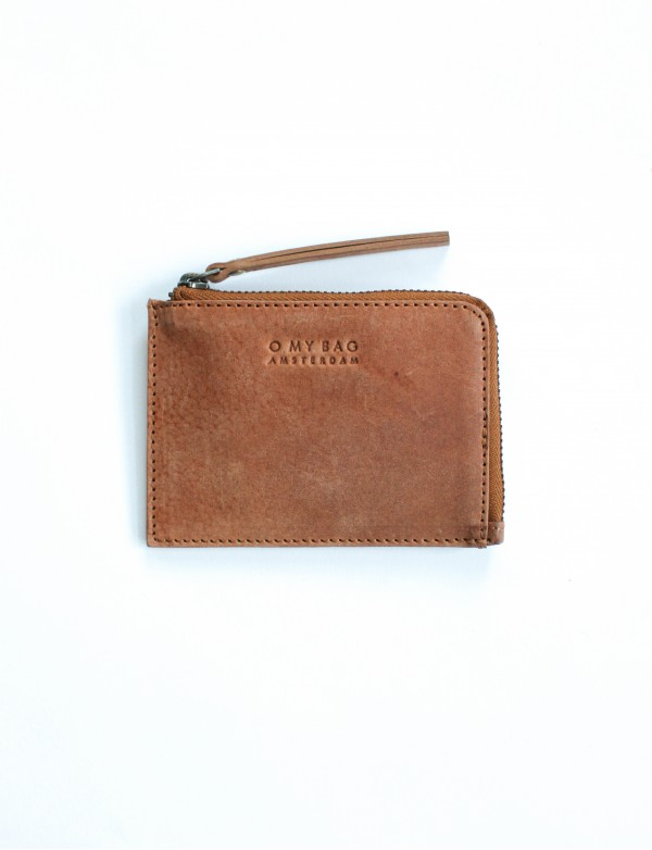 COIN PURSE - ECO CAMEL