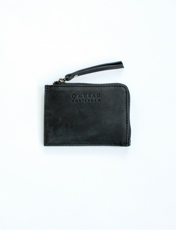 COIN PURSE - ECO BLACK